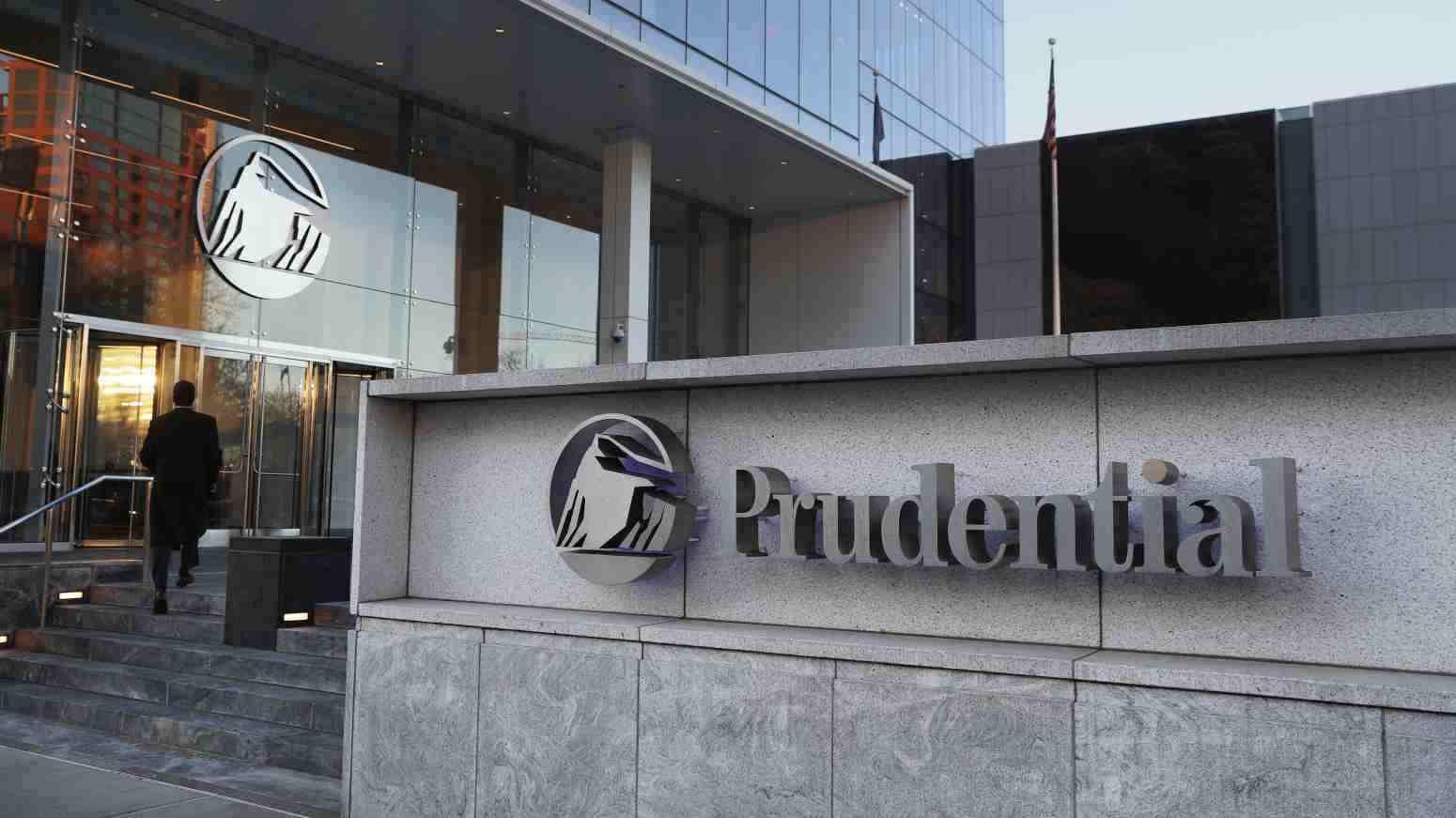 Prudential defined income prospectus