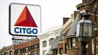 A Citgo sign near Boston University in Boston