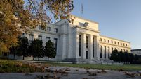 The Federal Reserve building in Washington on Nov. 9, 2020
