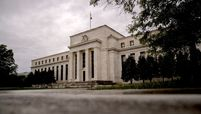 The Marriner S. Eccles Federal Reserve Board Building in Washington