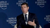 Lex Greensill at the World Economic Forum