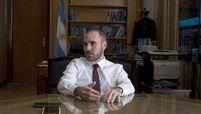 Argentina Economy Minister Martin Guzman