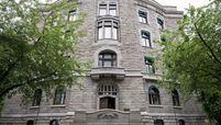 The Norwegian Ministry of Finance in Oslo