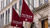 Putnam Investments' Liberty Square offices are seen in Boston