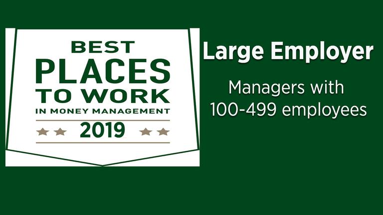 Full list: Large employers