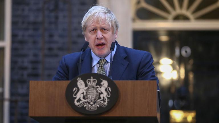 U.K. Parliament passes Boris Johnson's amended EU withdrawal bill