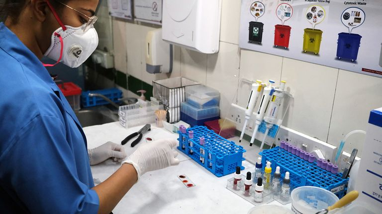 Innovations to fight virus offer hope for investors