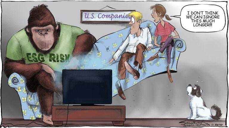 ESG cartoon