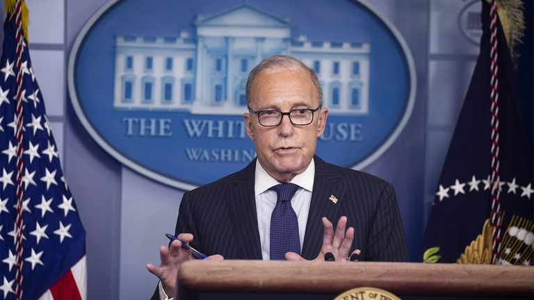 White House presses railroad pension fund on China investments