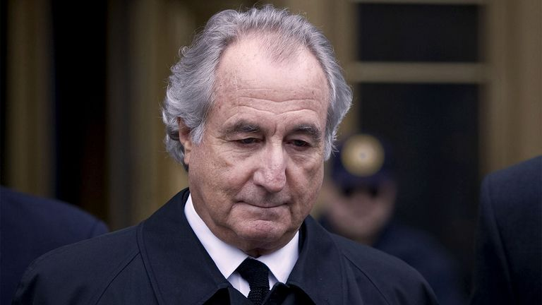Bernard Madoff dies in prison