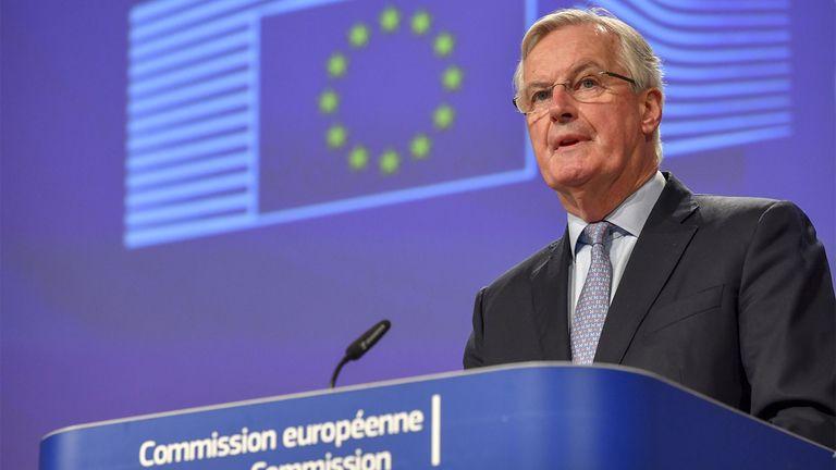 EU Brexit negotiator rejects U.K. financial proposals