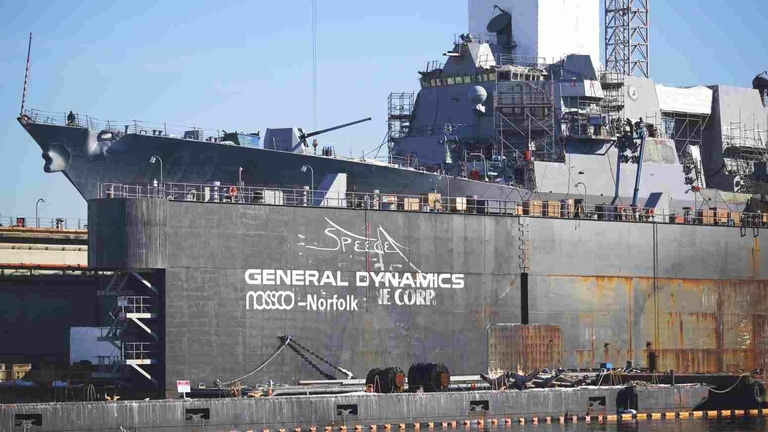 General Dynamics ups 2018 pension contribution by $235 million