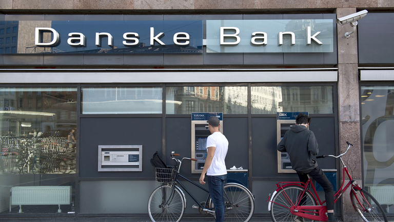 Biggest Nordic money managers hoard banks in laundering scandals