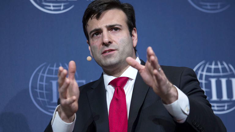 Senate confirms new CFTC chairman