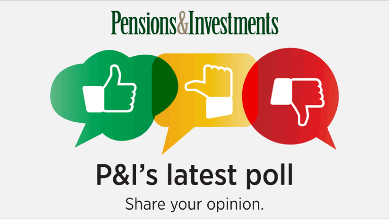 POLL: Retirement income solutions