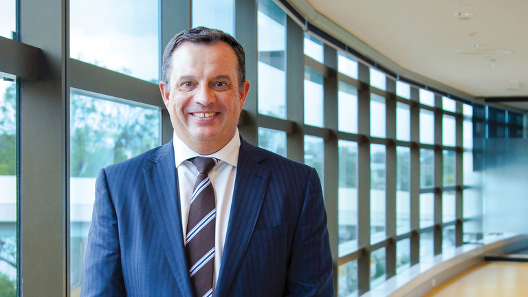 Departing CEO sees bright future for Sunsuper