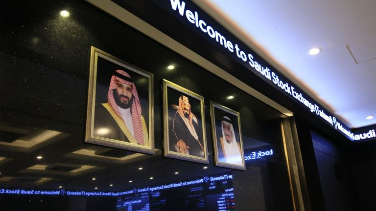 Saudi Arabia's Tadawul to restructure ahead of planned IPO