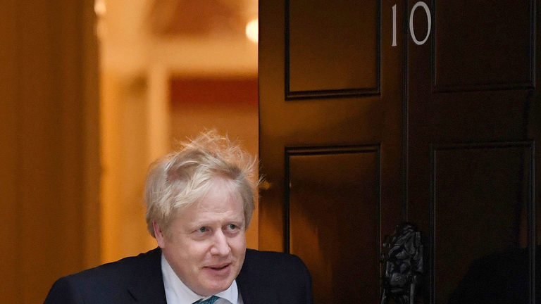 Boris Johnson gives EU 4 months to make a Brexit deal – or he walks