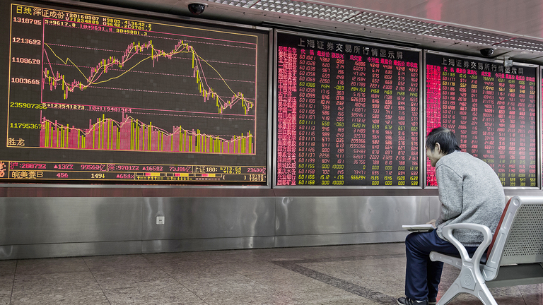 China tech pullback provides opportunities