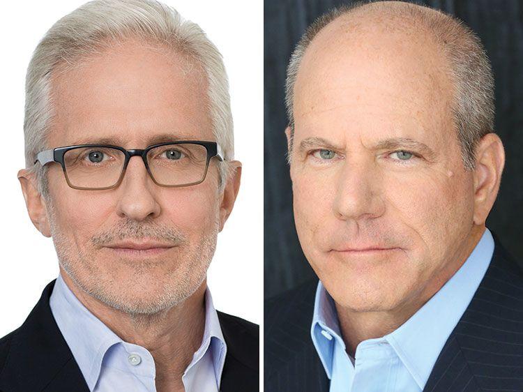 Jim Coulter and Jon Winkelreid