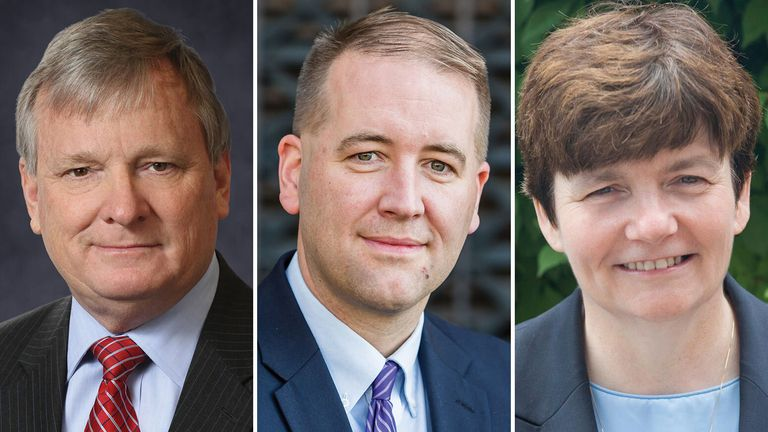 3 state treasurers win re-election