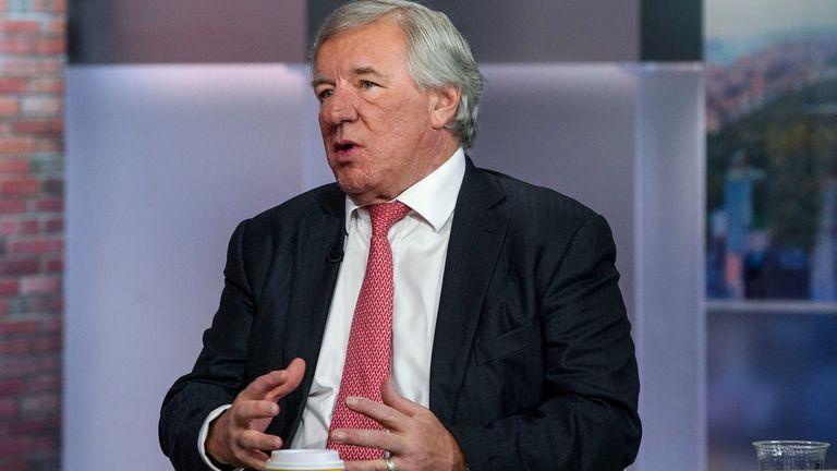 Former Aberdeen Asset Management CEO Martin Gilbert