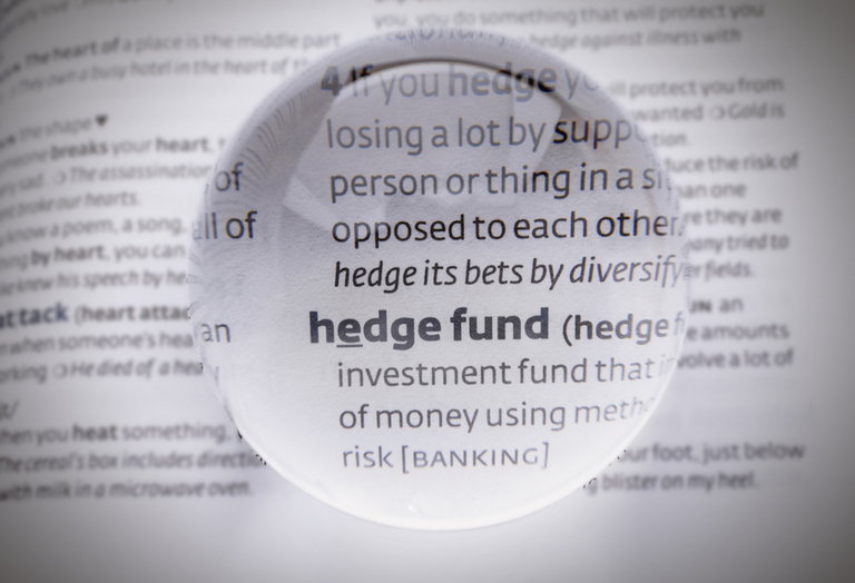 The most institutional hedge fund managers