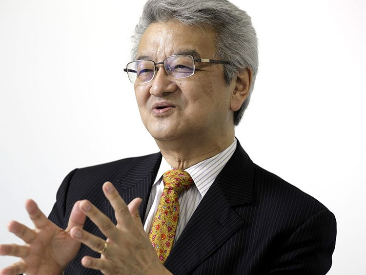 Columbia University professor Takatoshi Ito
