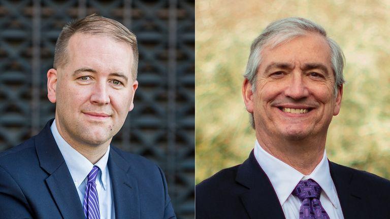Oregon Treasurer candidates
