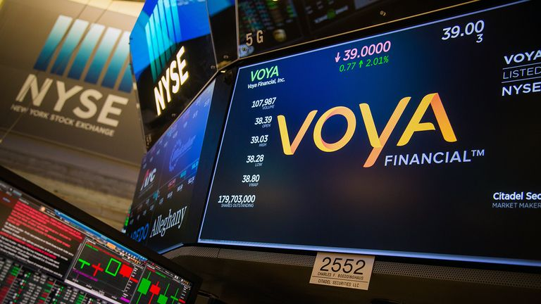 Voya revamps leadership structure to widen record-keeping business
