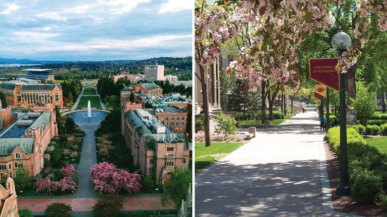 University of Washington/University of Minnesota