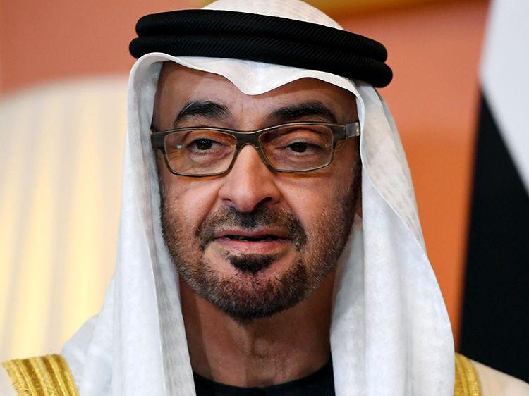 Mohammed bin Zayed, Abu Dhabi's crown prince
