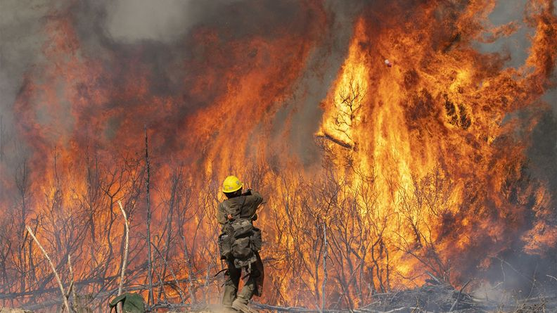 California Wildfire September 2020