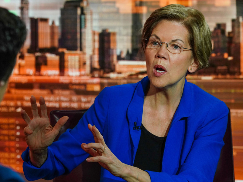 Warren: DOL fiduciary rule shouldn't copy SEC's Reg BI