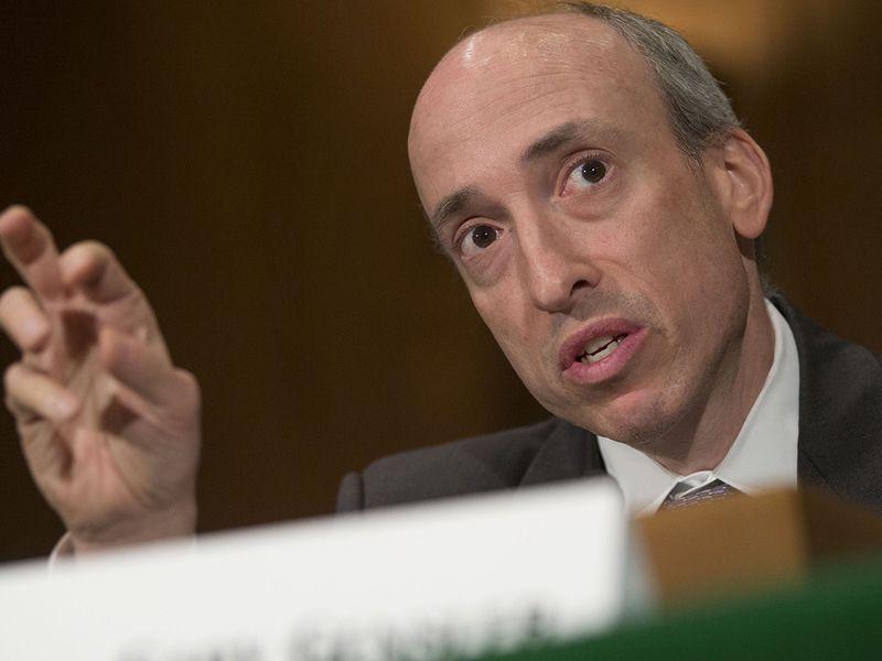 SEC's Gensler talks up benefits of potential climate-risk disclosure rule