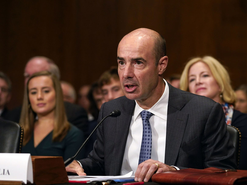 Senate committee approves labor secretary nominee Eugene Scalia