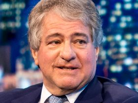 Leon Black, chairman and chief executive officer of Apollo Global Management LLC