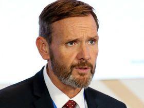 Duncan Bonfield, CEO of IFSWF