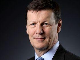 Luke Ellis, chief executive officer of Man Group