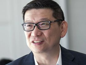 Lim Chow Kiat, chief executive officer of GIC