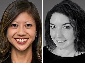 Michelle Liu and Isabelle Brennan