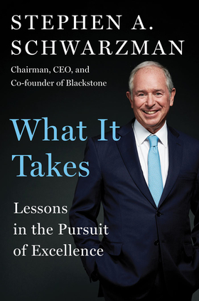 What it Takes book
