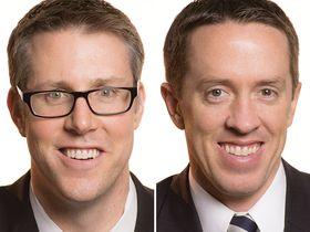 Greg Shea and Steven Kindred