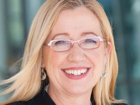 Anne Simpson, managing investment director for board governance and sustainability at CalPERS