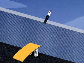 Springboard illustration