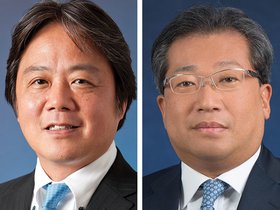 Takaomi Tomioka and Hiroyuki Otsuka