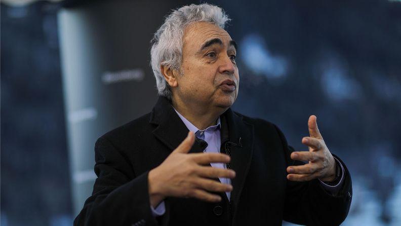 Fatih Birol, executive director of the International Energy Agency