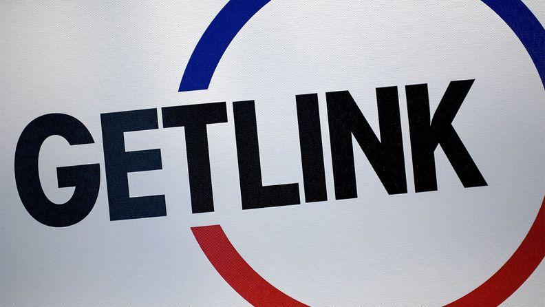 Transportation company Getlink's logo