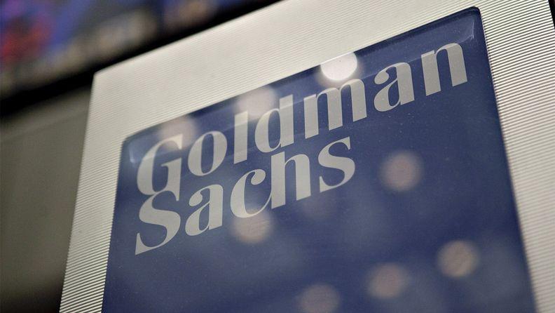 A Goldman Sachs Group Inc. logo