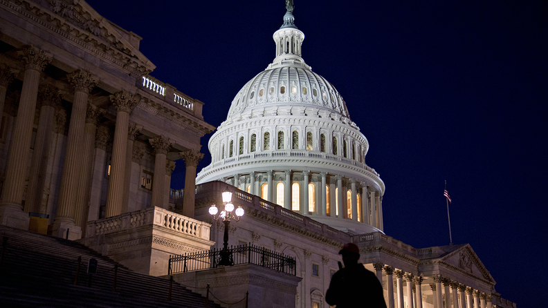 U.S. Capitol, Washington